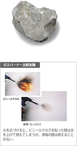 天然の空気清浄機と呼ばれる素材