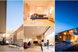 常設モデルハウス「中庭を愉しむ家」in ちはら台東