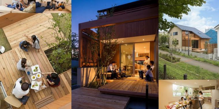 「千葉の森の家」モデルハウスOPEN