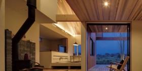 ちはら台東 「田園風景を取り込む家」