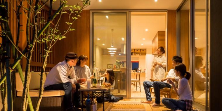 街角モデルハウス『旬の食材をデッキで愉しむ家』in 袖ケ浦市
