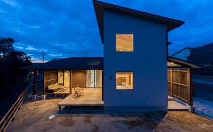 四街道「光と風と緑の家」