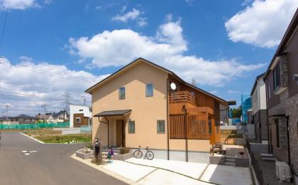 ちはら台東「小さな和室で寛ぐ家」